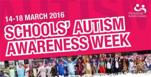 Schools' Autism Awareness Week Image
